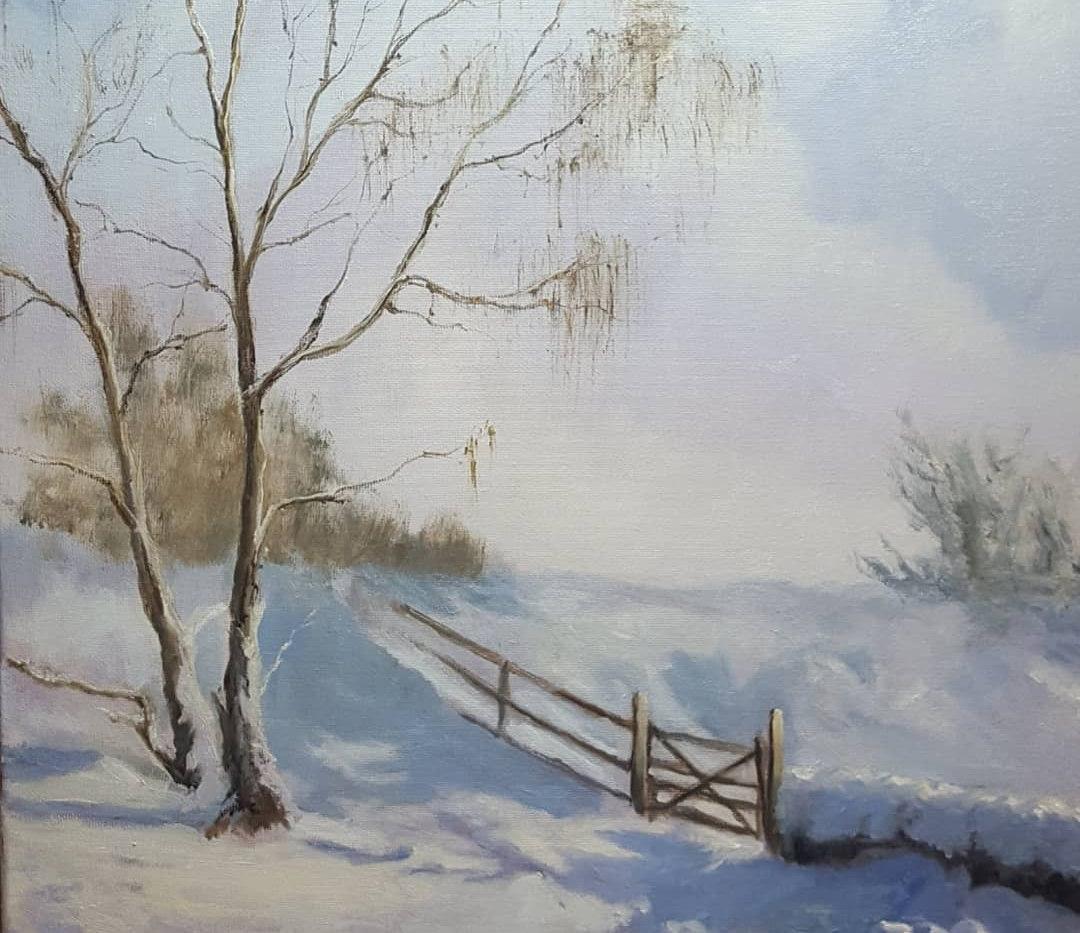 Leckhampton in Snow.jpg