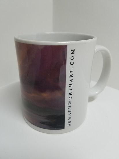 'Loch of Light'Mug