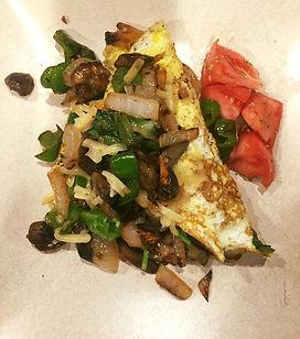 Powerhouse Omelette