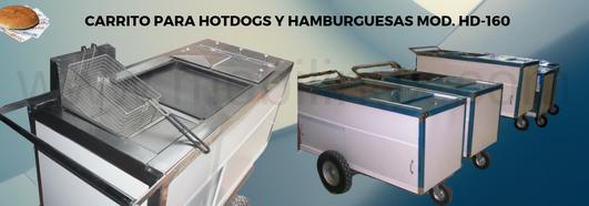 Carritos Para HotDogs