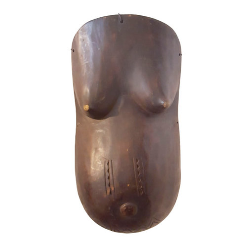 Njorowe | Makonde Body Mask