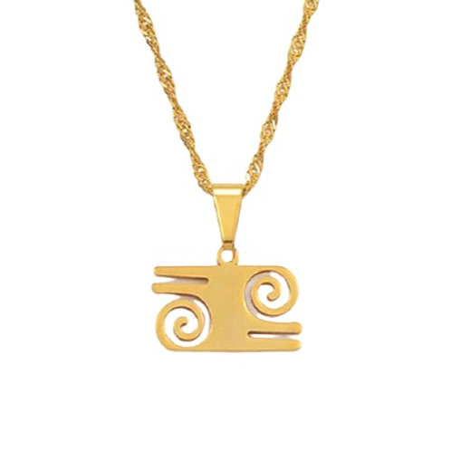 Adinkra Necklace