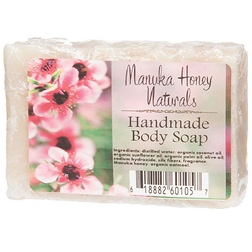 Manuka Honey Naturals Soap