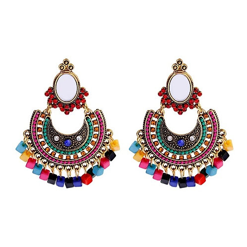 Festive Chandelier Earrings