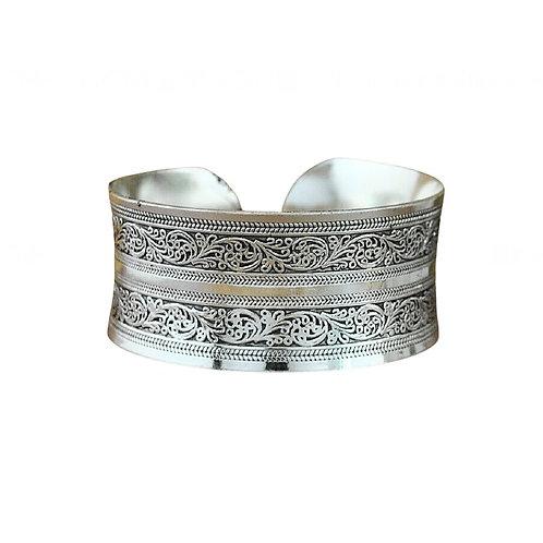 Vintage Style Tibetan Cuff
