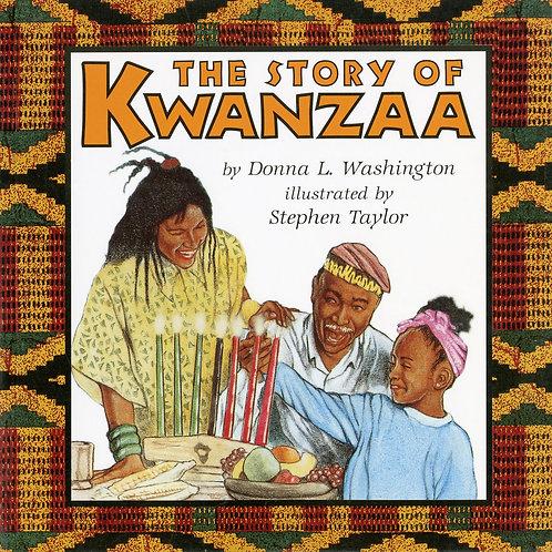 The Story of Kwanzaa   Paperback