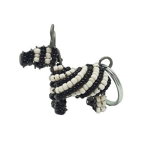 Zimbabwe Animal Key Chains