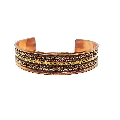 Copper   Brass Bangle