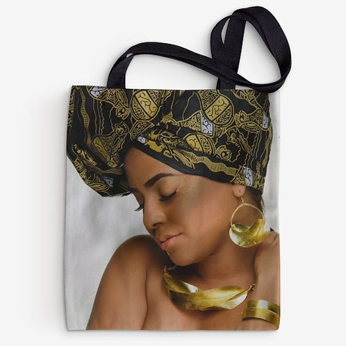 THE SILK TENT COLLECTION Tote Bag