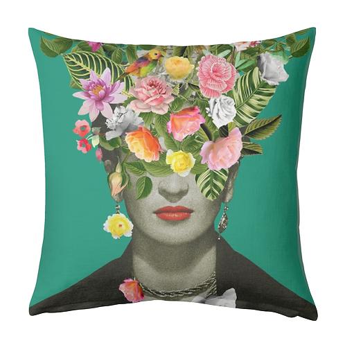 Frida Kahlo Pillow Cover