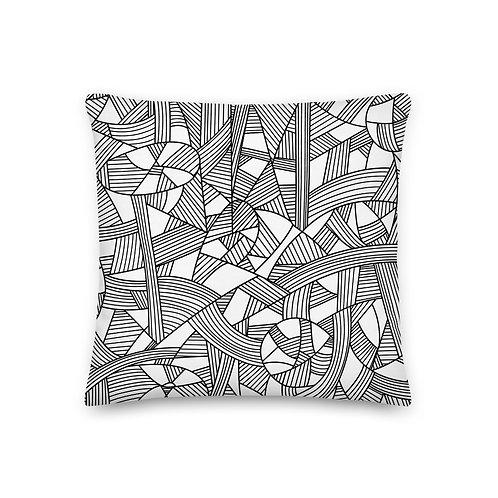 Ituri Print Pillow