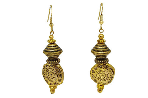 THE SILK TENT Collection Earrings