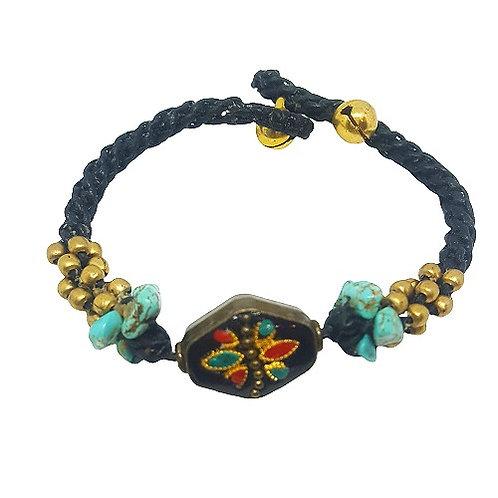 Nepalese Turquoise Bracelet