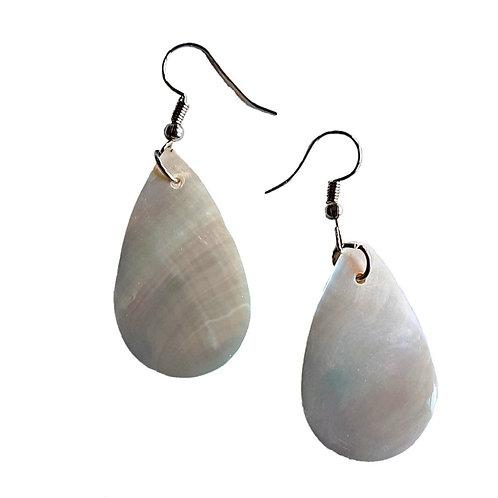 Mother of Pearl Drop Earrings