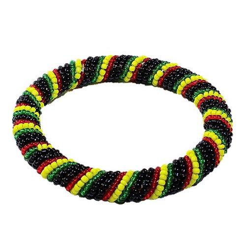 Rasta Maasai Bracelet