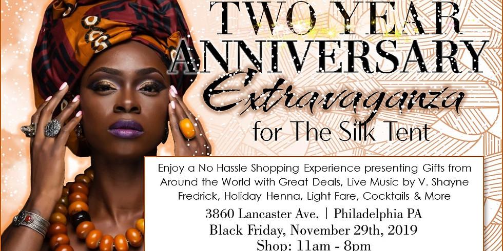 Two Year Anniversary Extravaganza