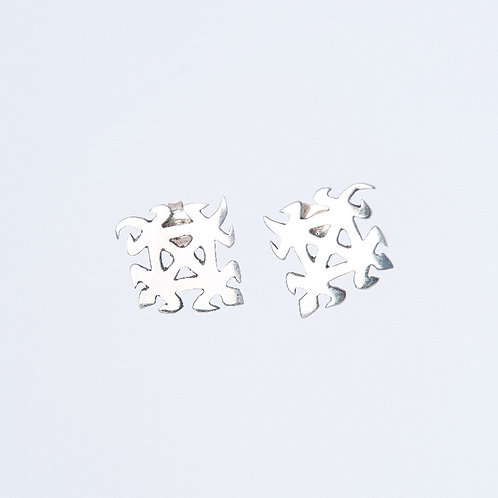 Unity Post Earrings