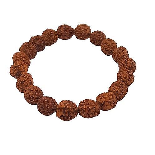 Elastic Rudraksha Bracelet