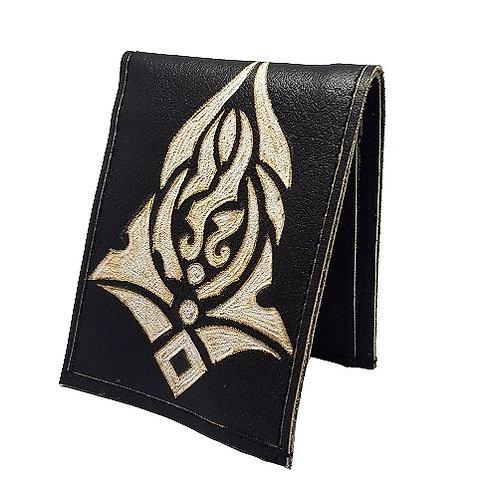 Cuban Carver Leather Wallet