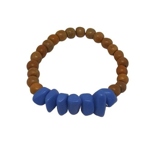 Elastic Mala Bead Bracelet