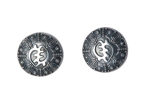 Gye Shield Post Earrings