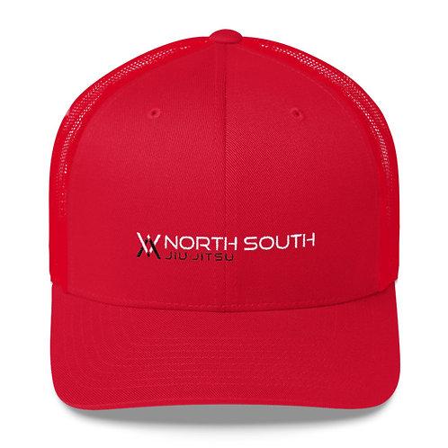 NS-31 Red Trucker Hat