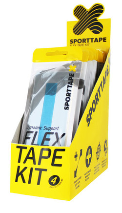 FLEX KIT PRE-CUT KINESIOLOGY TAPE