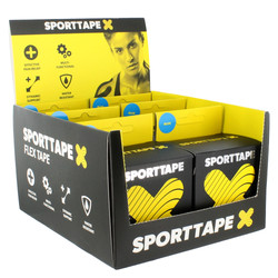EXTRA STICKY FLEX KINESIOLOGY TAPE