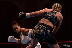 gala international de boxe à deauville le 22 décembre 2018 Molly Dreams