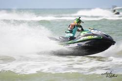 Championnat grand ouest de jet ski 2020 à villers sur mer (calvados 14)mer championnat une motomarin
