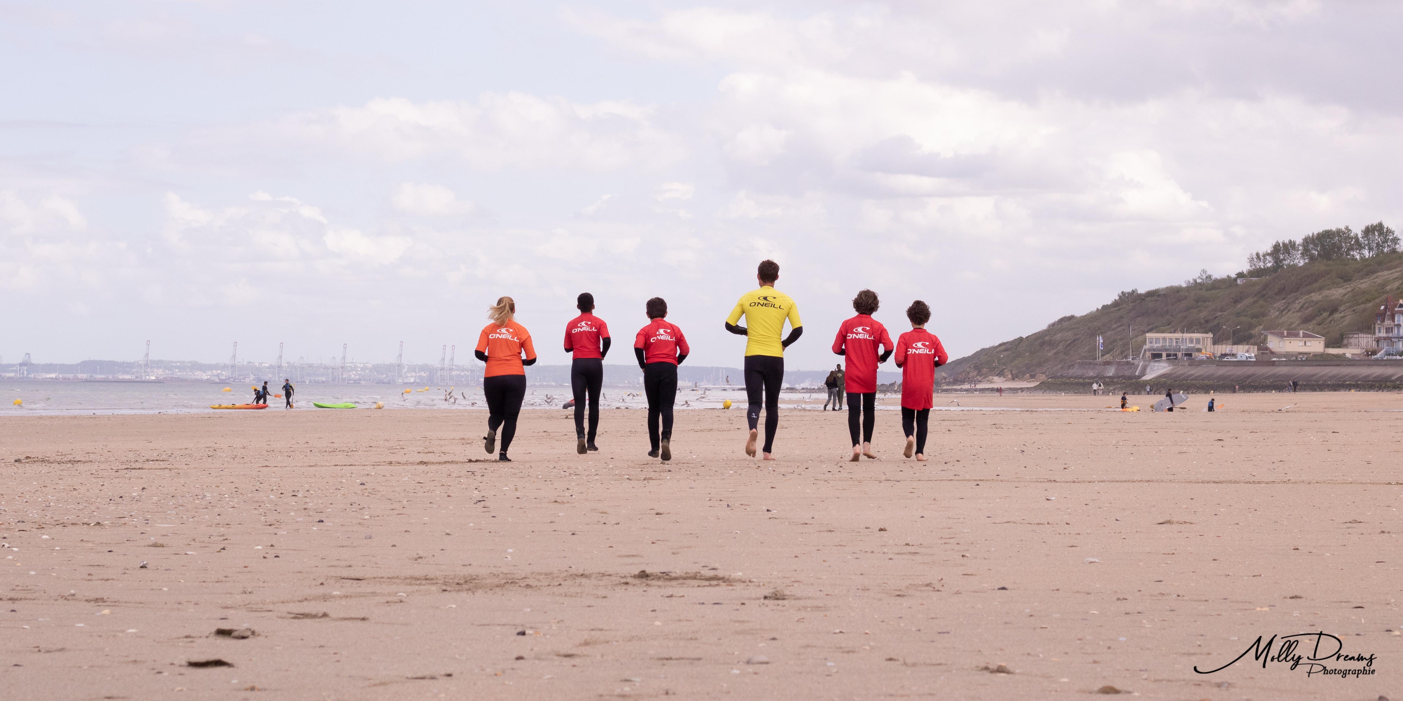 photos Surf trouville sur mer deauville calavados 14 normandie villers sur mer Molly deams