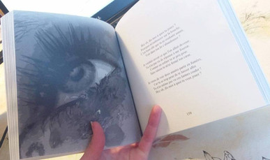 infinie parenthese poemes poesies textes images recueil molly dreams auteure normandie villers sur mer 14 amour deuil alcool alcoolisme romance fiction