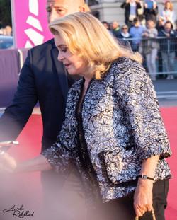 Le Festival du cinéma américain de Deauville 2019, la 45e édition du festival, se déroule du 6 au 15