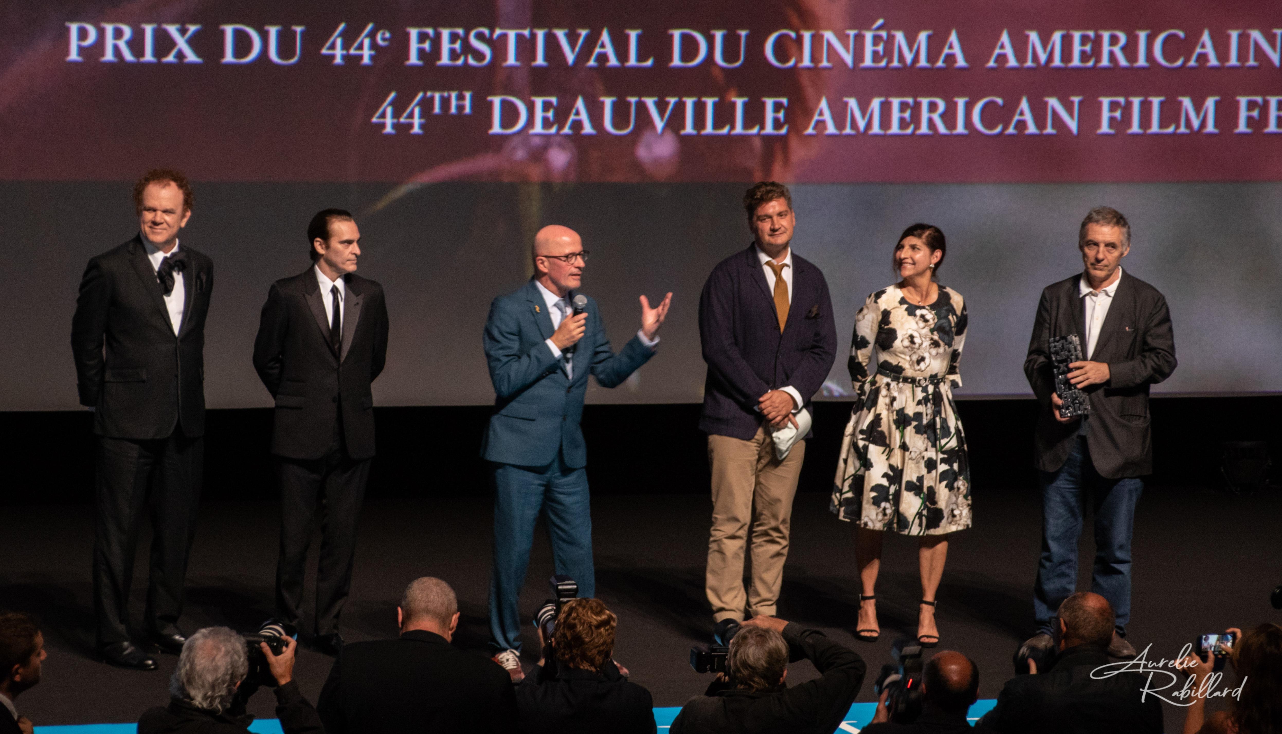 Le Festival du cinéma américain de Deauville 2018, la 44e édition du festival, s'est déroulé du 31 a