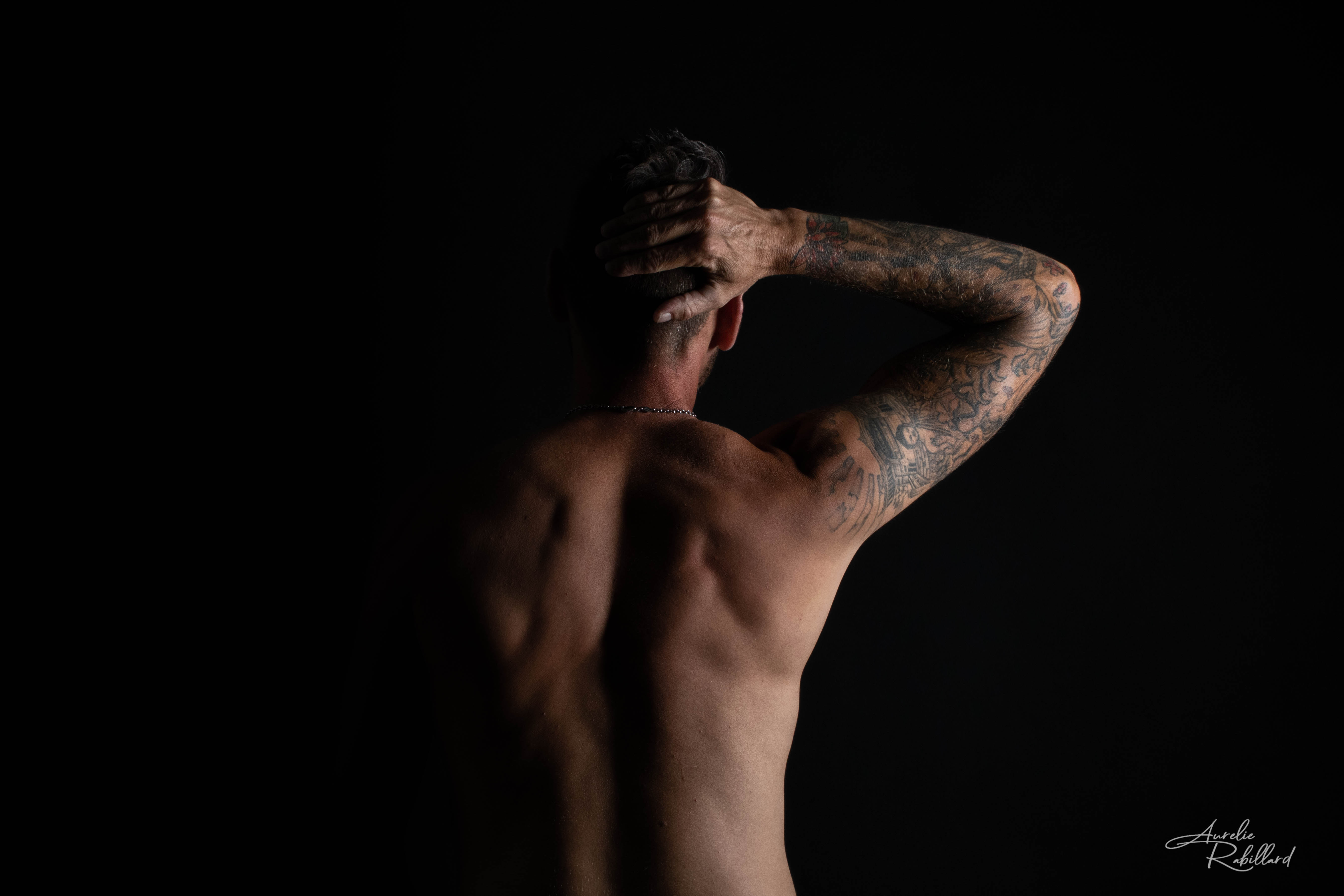 Photos de portraits prises en studio