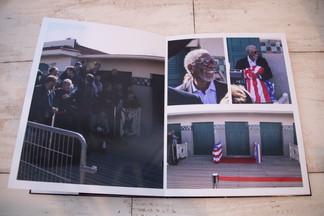 livre photo réalisé via un logiciel professionnel retracant le festival du Cinéma Américain de Deauville 2018