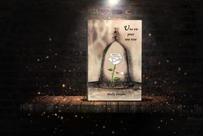 livre molly dreams marque page aurelie rabillard molly dreams book graphiste villers sur mer