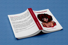 bd Création d'une couverture de livre po