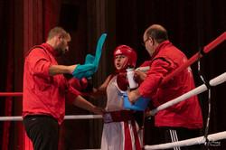 gala international de boxe à deauville le 22 décembre 2018 Molly Dreamsala international de boxe à d