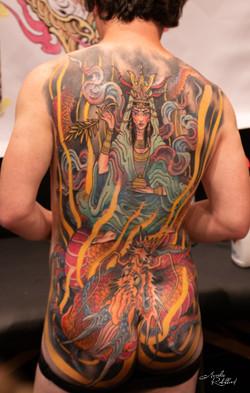 photos deauville calavados 14 normandie villers sur mer Molly deams nature salon conventin tatouage