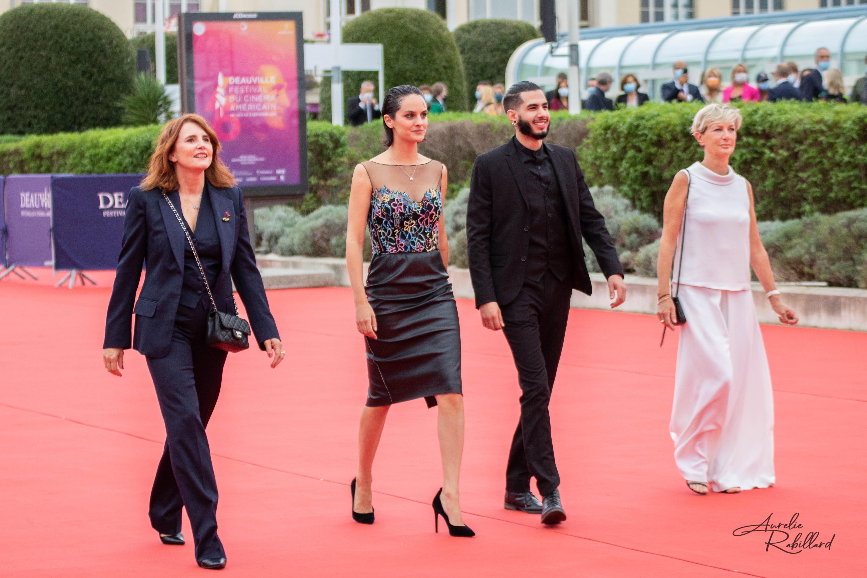 Le Festival du cinéma américain de Deauville 2020, la 46e édition du festival, se déroule du 4 au 13