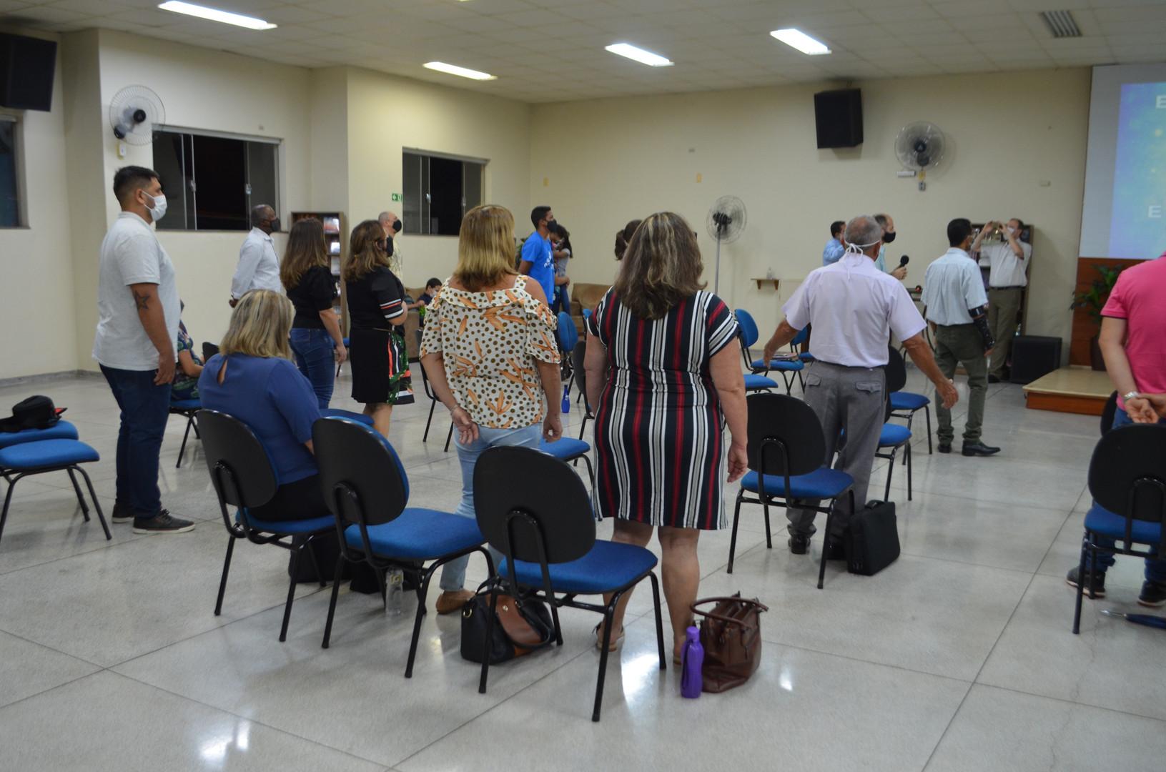 Primeira Reunião Ministerial de 2021