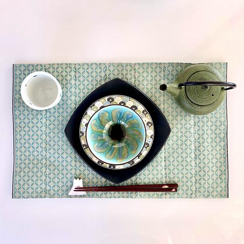 Dessus (de vase / plats) en tatami-beri
