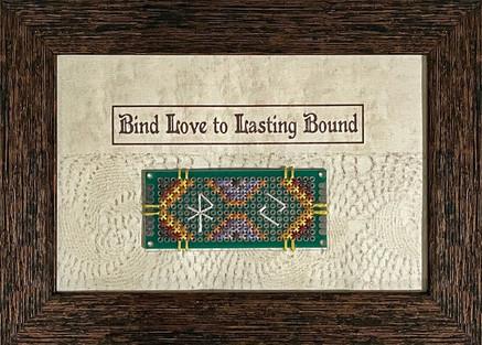 Bind Love to Lasting Bound