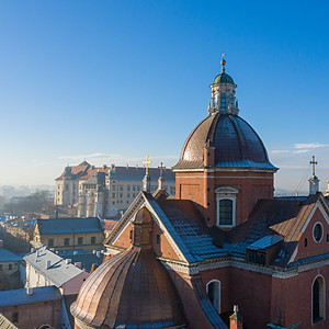 Kraków, kościół Św. Piotra i Pawła