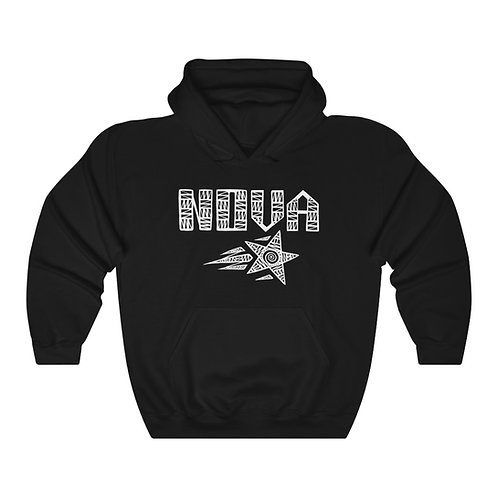 Nova (front) / Mind's Eye (back) Unisex Heavy Blend™ Hoodie