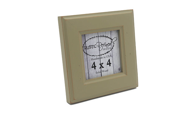 4x4 Moab picture frame - Olive