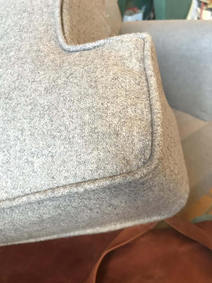 coussin fauteuil anglais