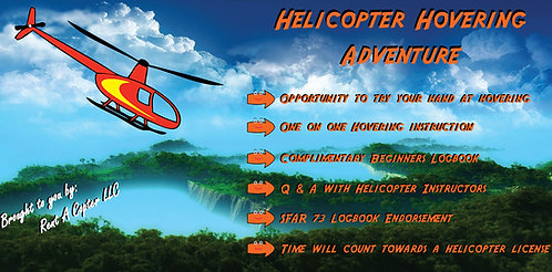Helicopter Hovering Experience