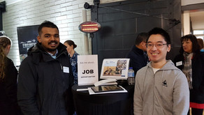 Monash university open day – promoting manufacturing and engineering